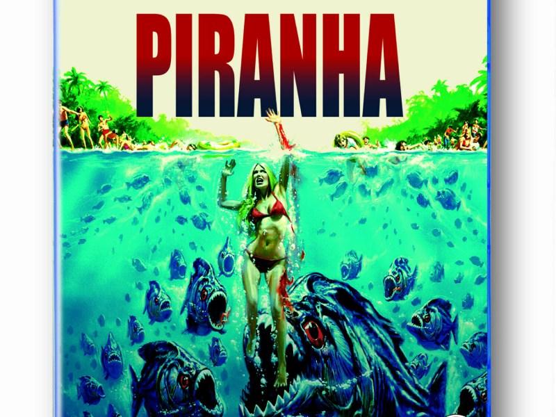 Piranha Blu-Ray Review