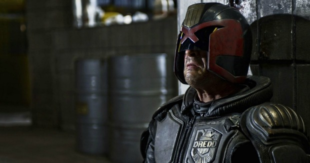 Dredd DVD Review