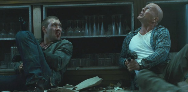 Glasnost American Cowboy! A Good Day To Die Hard Final UK Trailer