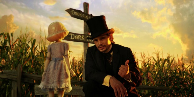 Oz, The Great And Powerful Débuts New TV Spots, New Footage (updated)