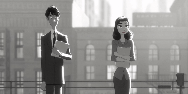 Watch The Full John Kahrs Disney Animated Short Paperman