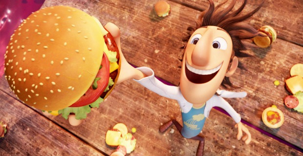 All You Can Eat Cloudy With A Chance Of Meatballs 2 Trailer
