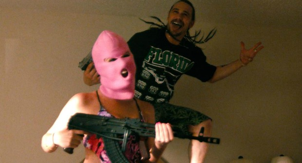 Don't Knock The Hustle Watch Spring Breakers UK Trailer And More