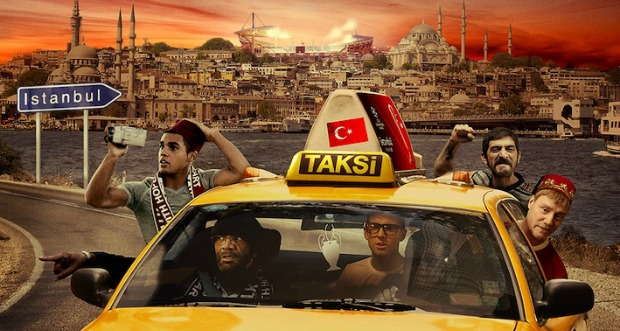 First Poster Revealed For One Night In Istanbul