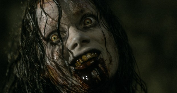 Evil Dead Remake Gets Cool Bloody Images
