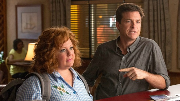 Big Chuck Loves To Share…Watch New Clips From Identity Thief