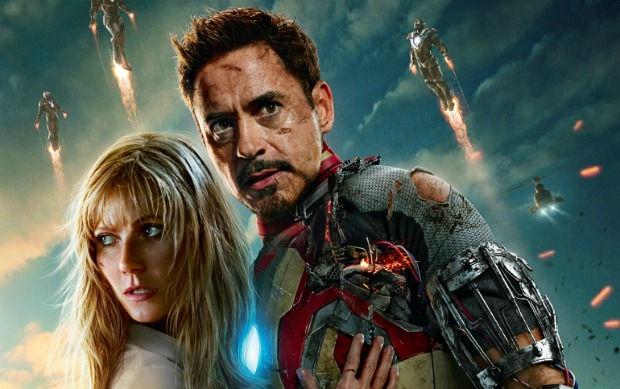 'Mr Stark Are Ready For A Lesson?' Watch New Iron Man 3 TV Spots