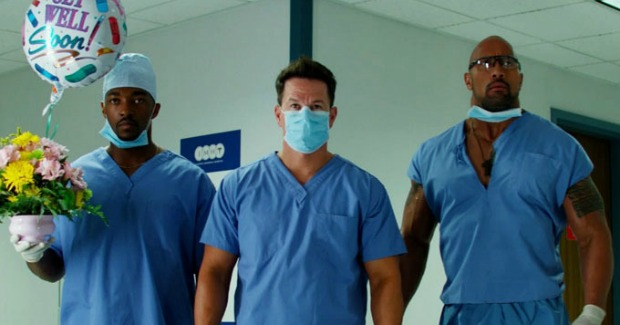 American Dream ;Is All Muscle' Watch Red Band Pain&Gain Trailer