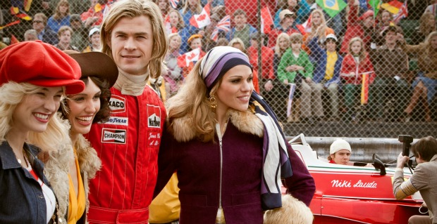 Egos Drive In The Face Of Death In First UK Trailer For Rush