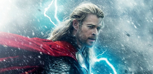 First Thor:The Dark World Poster Thunders Online