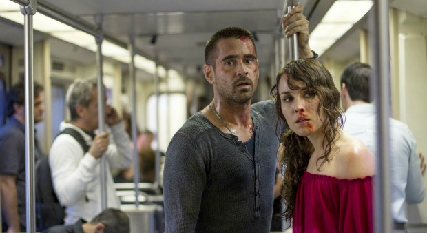 Dead Man Down Review