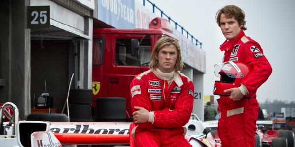 Watch American Trailer For Ron Howard's Rush With New Footage