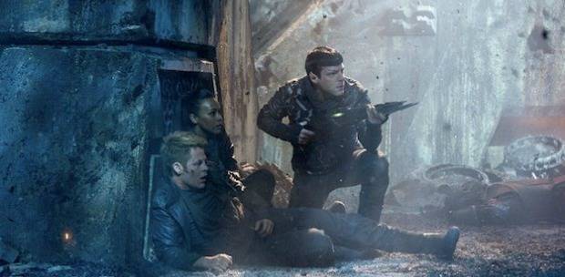 Star Trek Go Epic In Final Star Trek In Darkness Trailer