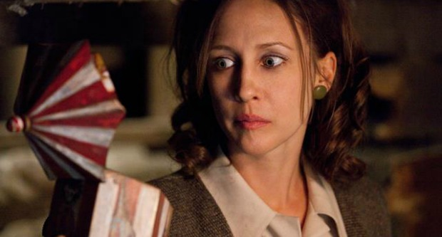 There's Something Horrible In My House, New The Conjuring UK Trailer
