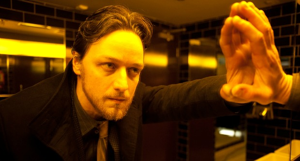 It's A Filthy Job But James McAvoy is Doing it! Red Band Filth Trailer