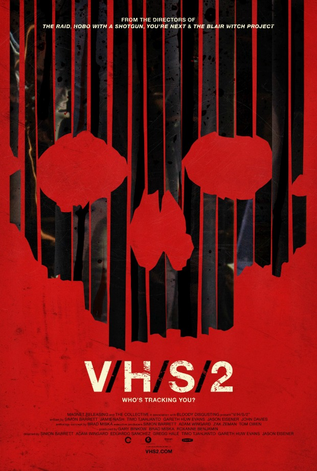 Blood, Guts, Gore And A Red Band Trailer For V/H/S 2!