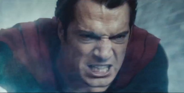 Man Of Steel Teases More with New UK TV Spot (Updated)