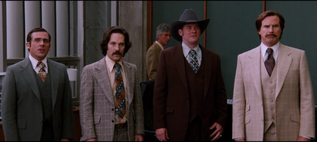 Don't Stop Believing Watch The Anchorman: The Legend Continues Trailer