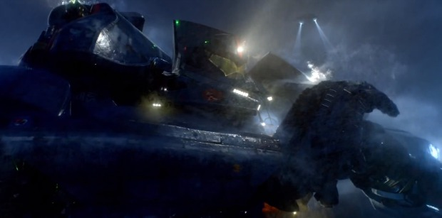 New Pacific Rim TV Spot & Featurette Brings The Jaegers To Life