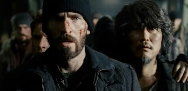 All Aboard! Joon-ho Bong's sci-fi Snowpiercer First Trailer