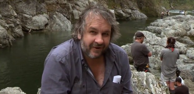 Watch The First The Hobbit: The Desolation Of Smaug Video Blog