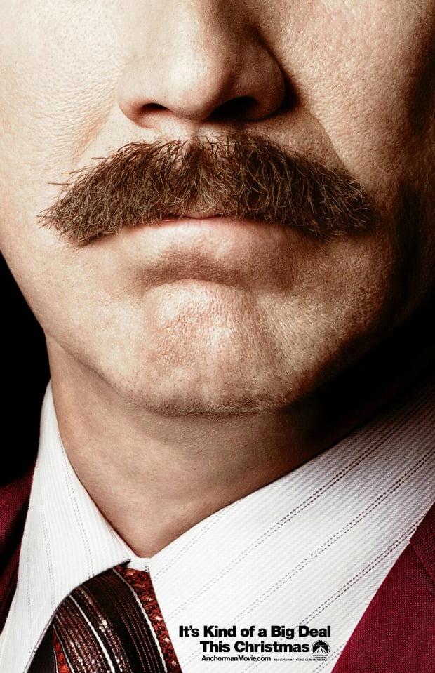 anchorman2_moustache_poster