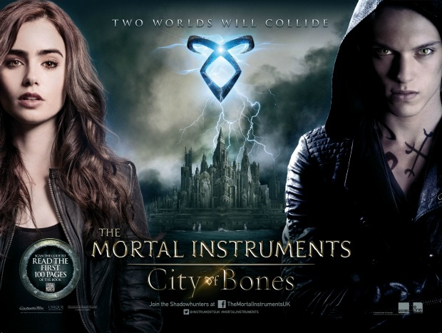 Two Worlds Collide In New The Mortal Instruments: City Of Bones UK Trailer