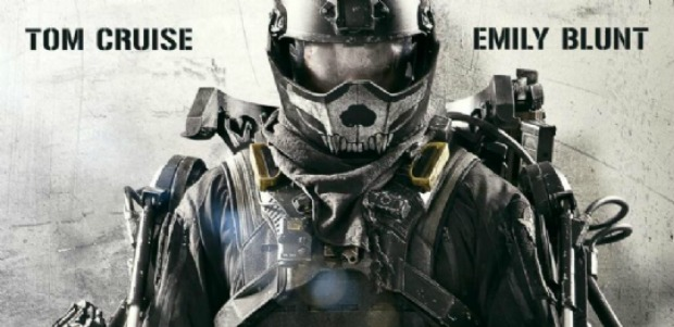 All You Need Is Kill Is Now Edge Of Tomorrow, First Poster Revealed