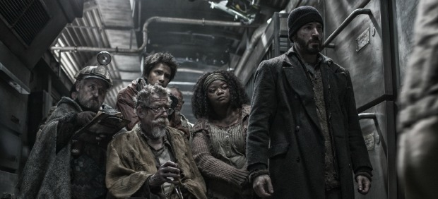 Wrap Up Watch New Joon-ho Bong's sci-fi Snowpiercer Trailer,Featurettes
