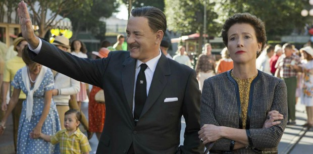 Saving Mr Banks To Close The 2013 BFI London Film Festival
