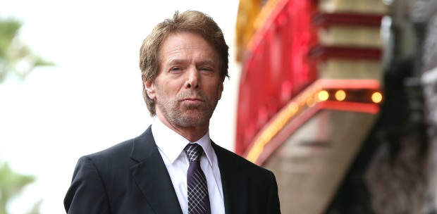 Jerry Bruckheimer top 10 films