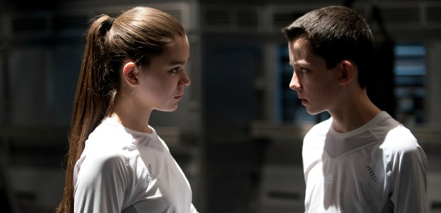 Asa Butterfield Is Earth's New Hope In New Ender's Game Trailer