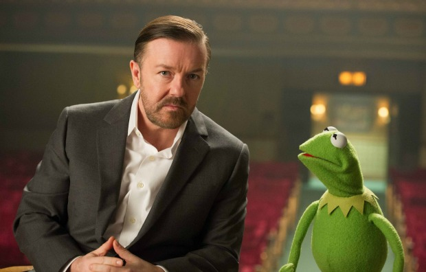 The Muppets Most Wanted First Teaser Trailer Moves Like Jagger!