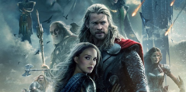 Marvel Release Familiar Looking Epic Poster For Thor:The Dark World