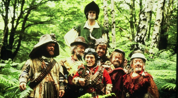 The Time Bandits…30 Years On
