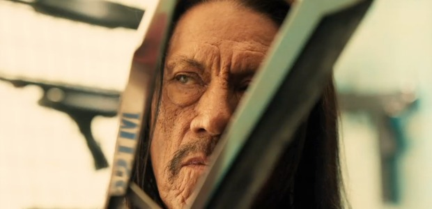 Machete Versus The Beaver In Second Machete Kills Trailer
