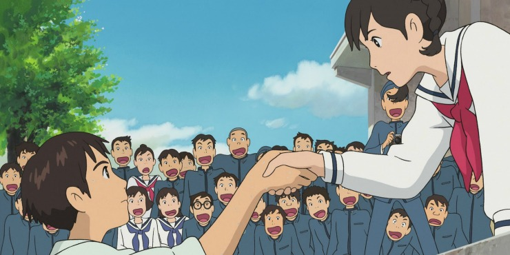 Film Review – From Up On Poppy Hill