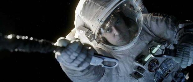 Gravity - Geroge-clooney