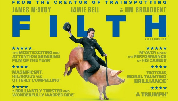 Filth Review