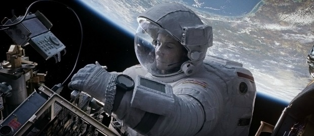 LIFF 2013 – Hold On And Watch New Alfonso Cauron Gravity UK Trailer