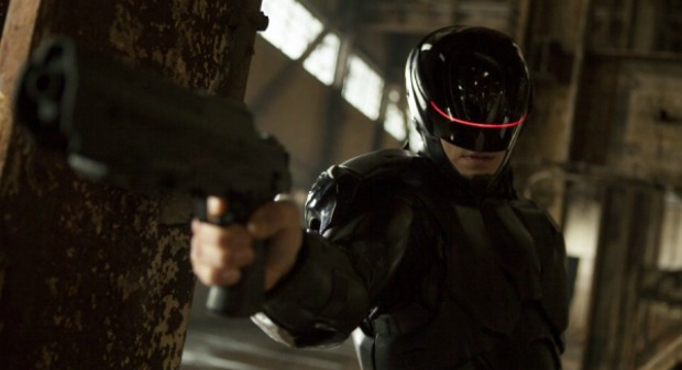 Here Is Your Future Justice Americans, Watch Robocop First Trailer