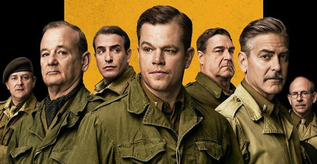 New war movie  (The Monuments Men Feature)