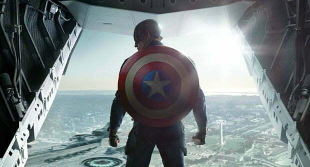 Marvel Exhibition Promote  Captain America The Winter Solider