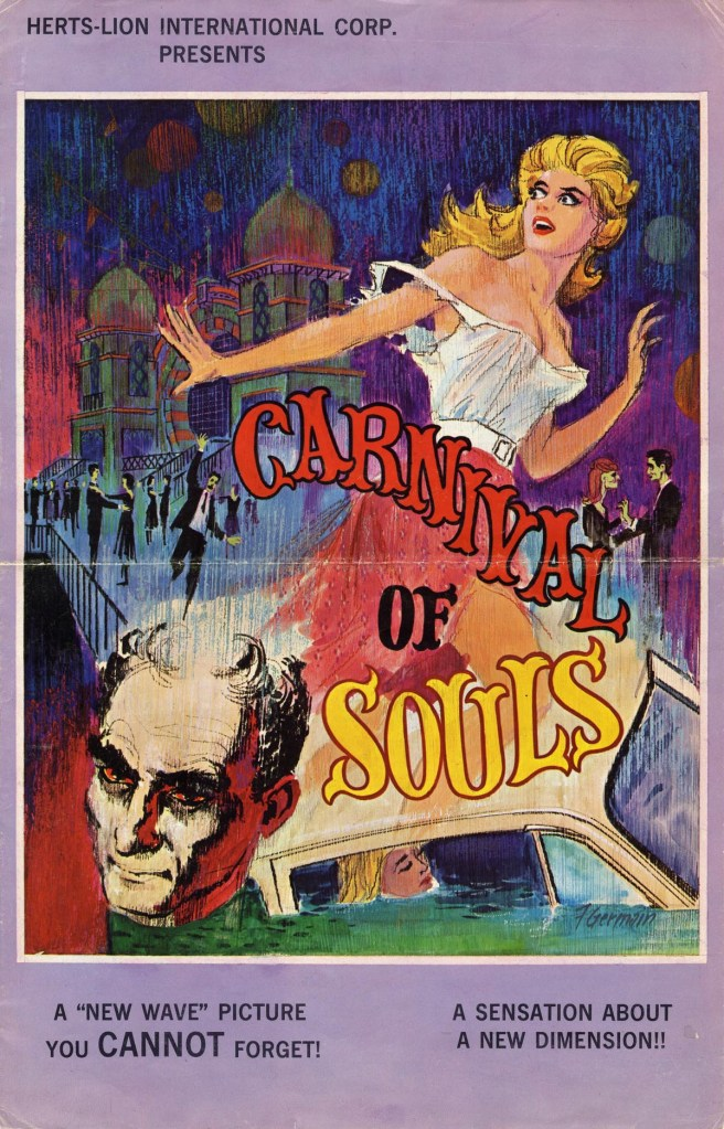 31 Days of Horror: Day 22- Carnival of Souls (1962)