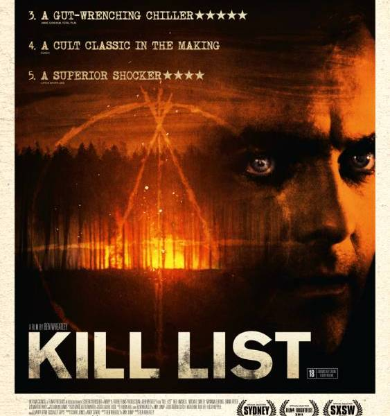 31 Days of Horror: Day 11- Kill List (2011)