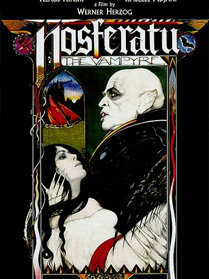 31 Days of Horror: Day 7- Nosferatu the Vampyre (1979)