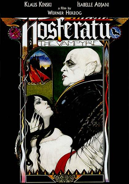 31 Days of Horror: Day 7- Nosferatu the Vampyre (1979)