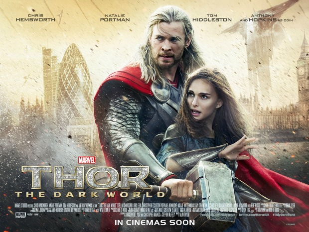 Ancient Darkness Strikes In New Thor: The Dark World TV Spots
