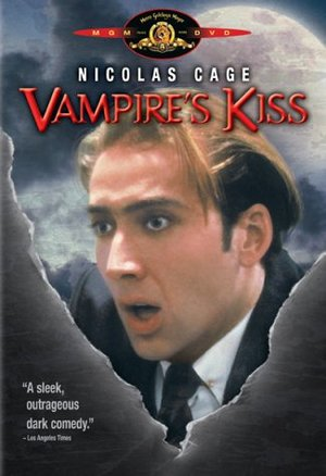 31 Days of Horror: Day 29- Vampire's Kiss (1988)