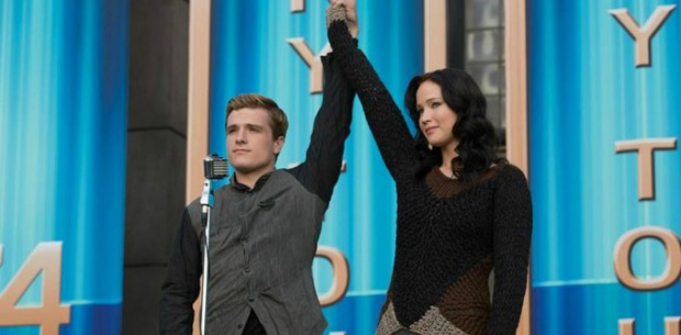 All About The Love In First The Hunger Games:Catching Fire TV Spot